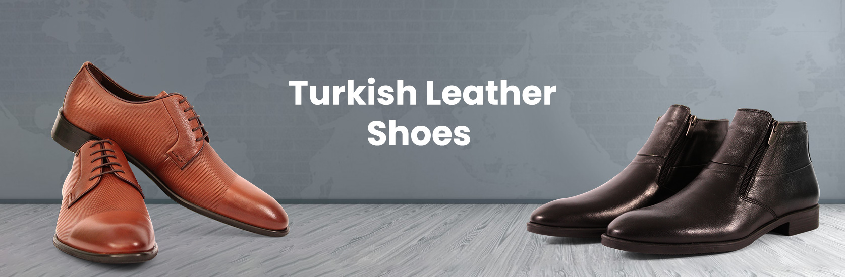 Why Turkish Leather Shoes are Famous Around the World?